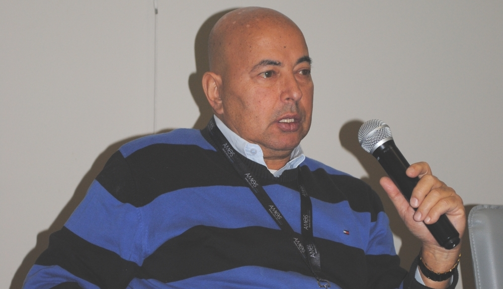 Юда Амир, вице-президент по продажам в странах СНГ и Румынии AMOS-Spacecom