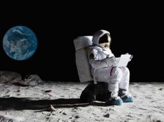 lte moon / 4G на луне / луна