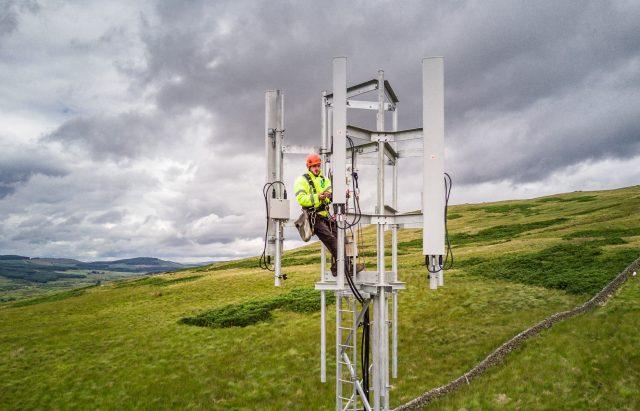 Scotland Шотландия 4G