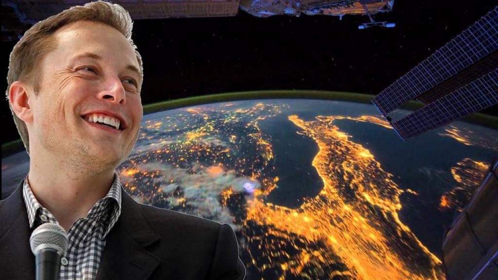 Илон Маск начал строить дракона-киборга