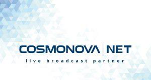 COSMONOVA NET live broadcast partner