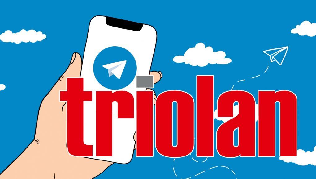 Triolan / Триолан / Телеграм бот