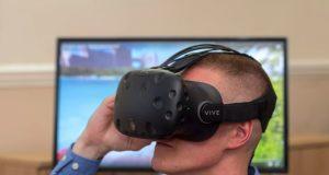 Виртуальная реальность / VR