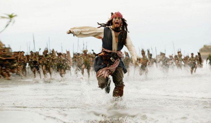 Убегающий пират