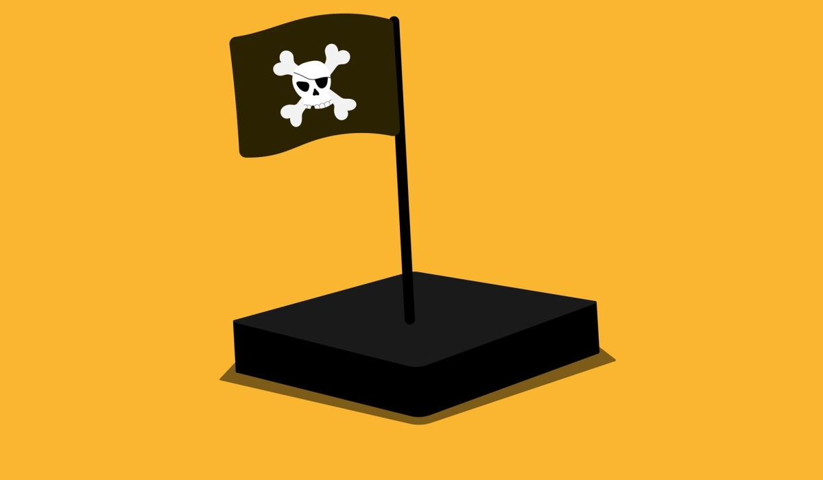Пиратская медиаприставка