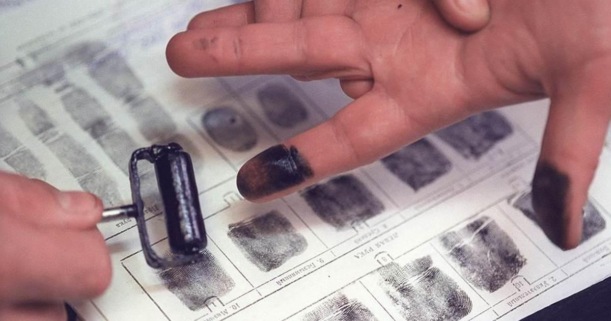 Дактилоскопия / отпечатки пальцев