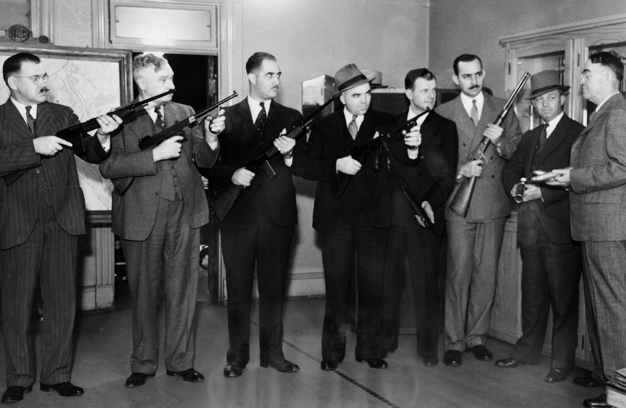 Gangsters / гангстеры 1930
