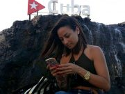 Мобильный интернет на Кубе