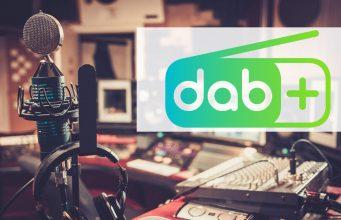 DAB+ new logo