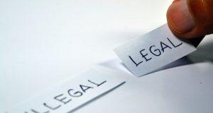 Легально или нелегально