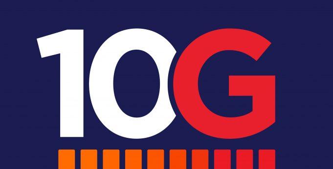 10G logo