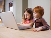 Kids on the internet