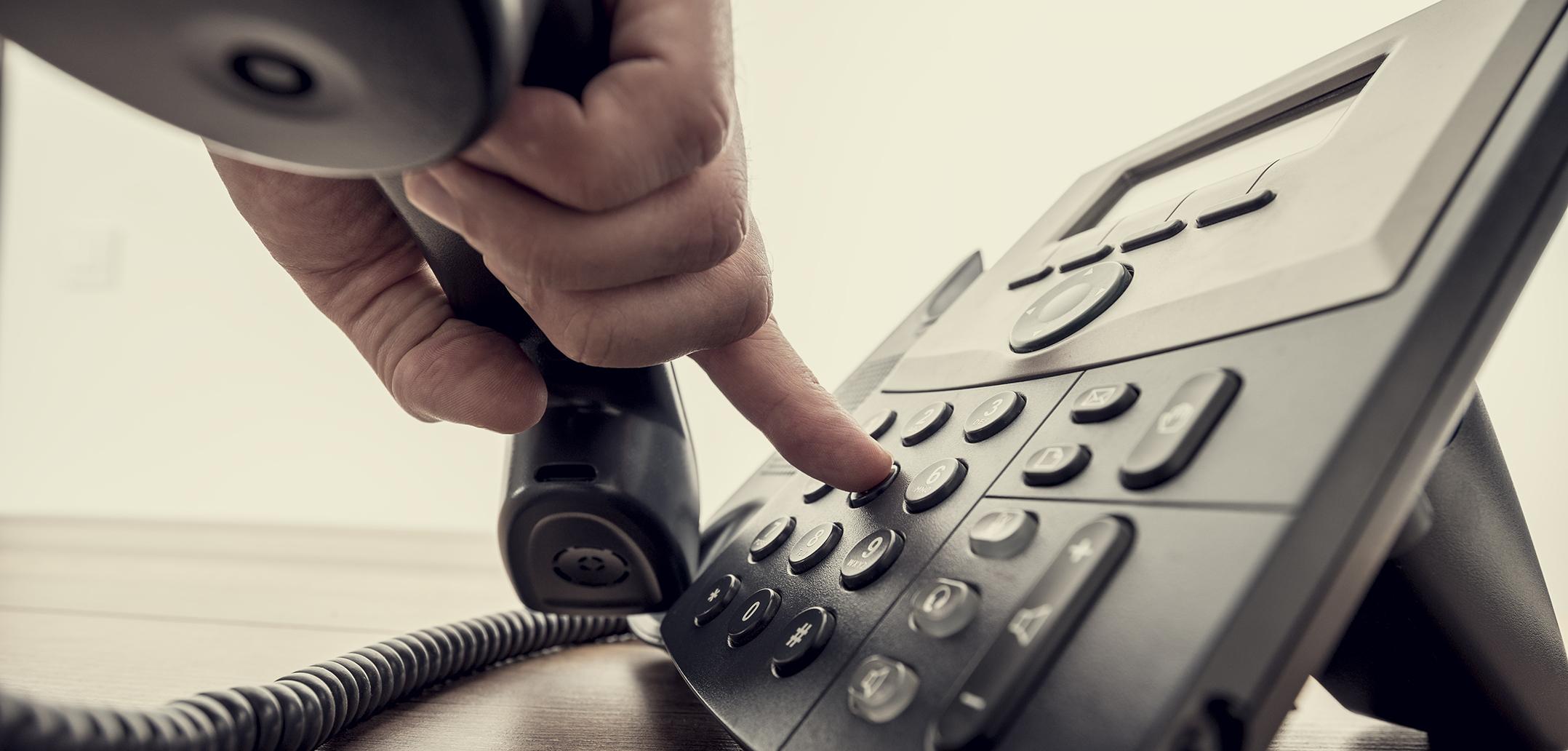 Фиксированная телефония