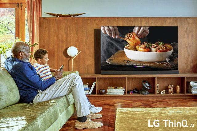 Новые телевизоры LG поступят в продажу на днях