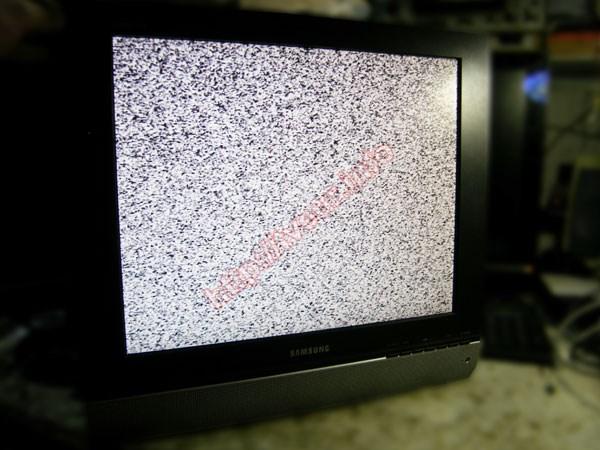 Отключили ТВ