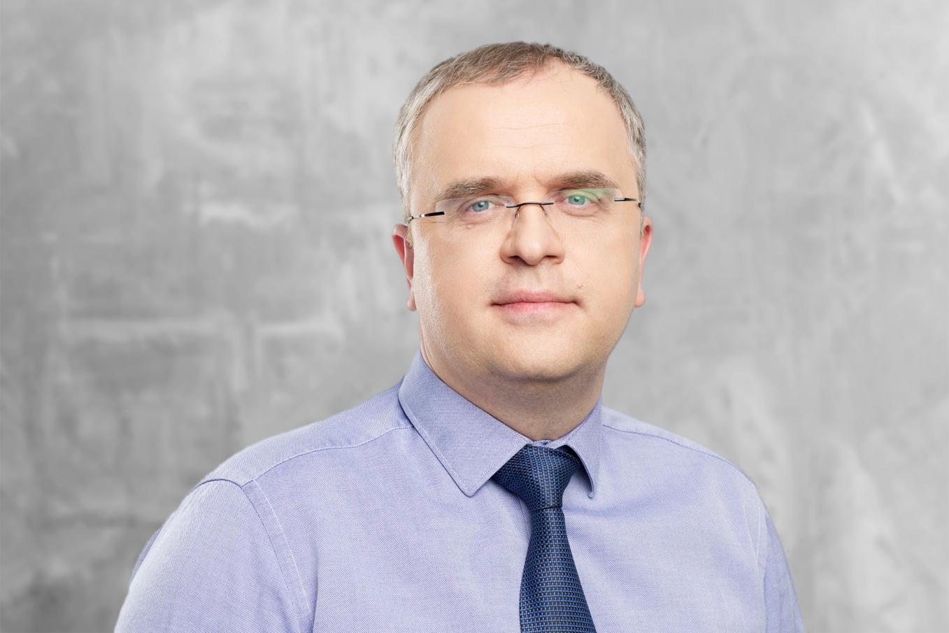 Александр Комаров, руководитель Киевстар