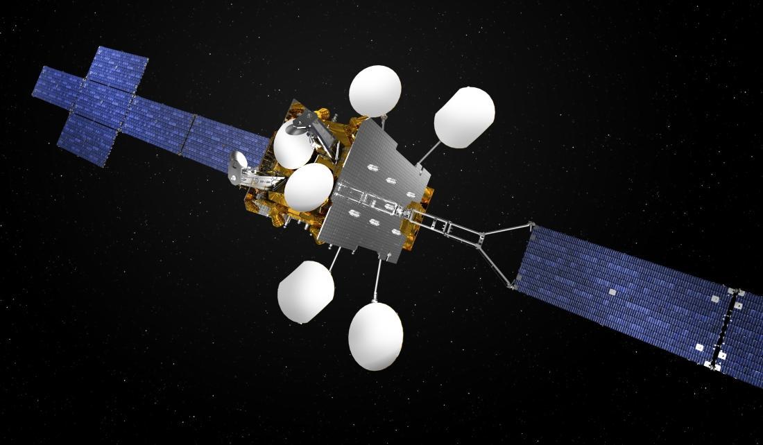 Spacebus Neo platform