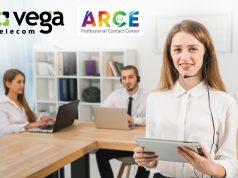 Колл-центр ARCE и Vega
