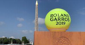 Roland Garros 2019 / Ролан Гаррос 2019 / Теннис