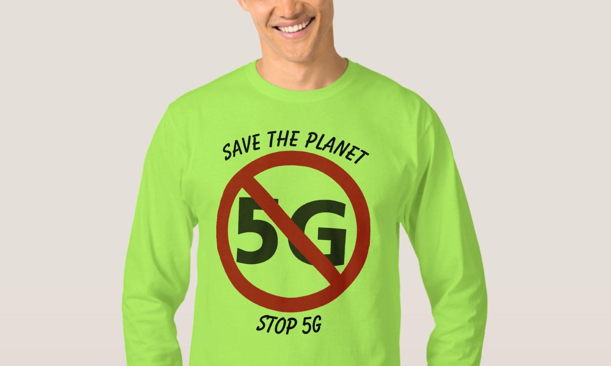 Стоп 5G / Stop 5G