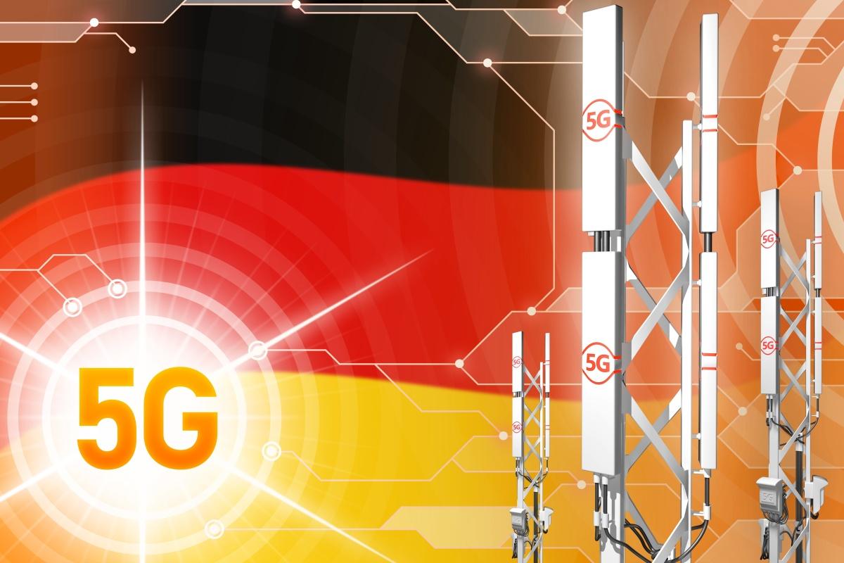 5G Germany / 5G в Германии