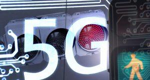 5G на светофорах в Японии