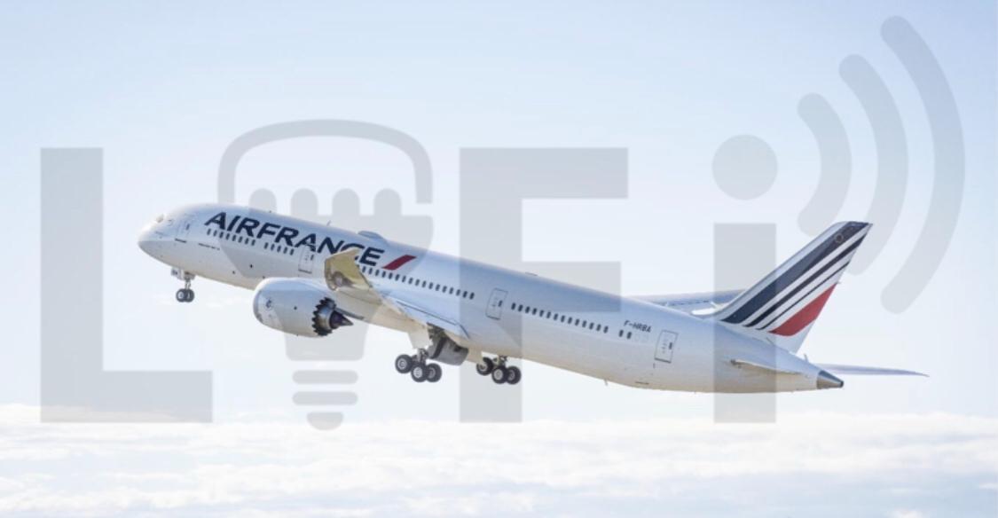 Air France LiFi