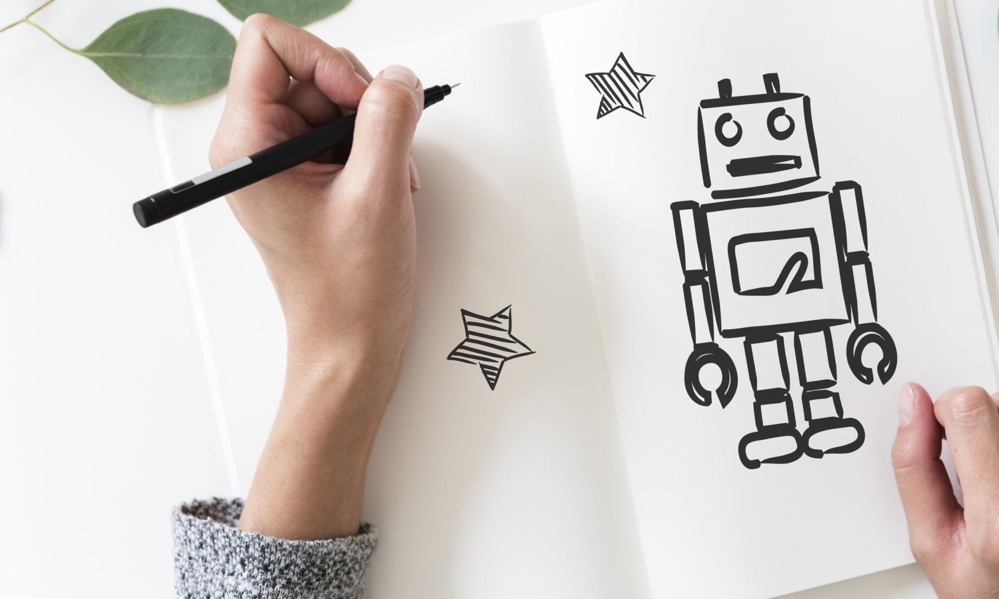 Robots / робот
