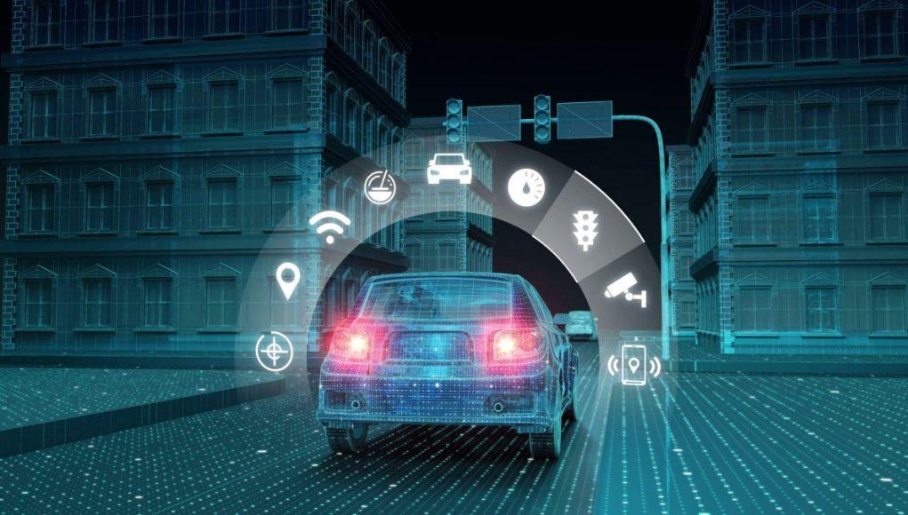 подключённый автомобиль / connect auto