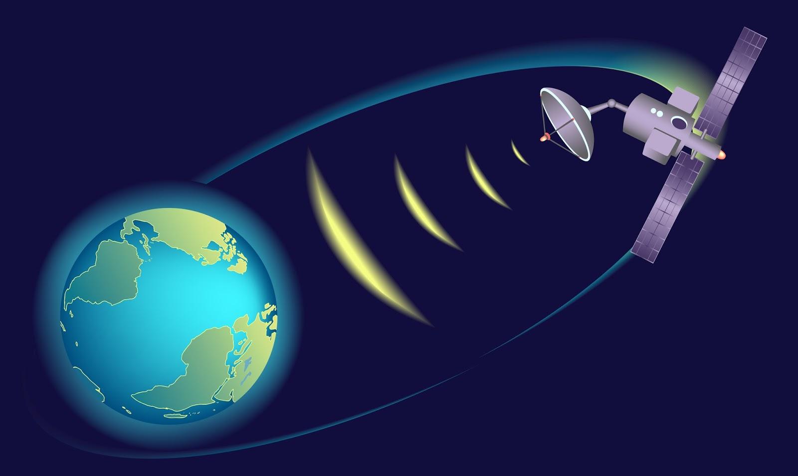 Спутник / Satellite