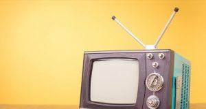 Старый телевизор / телевидение / TV