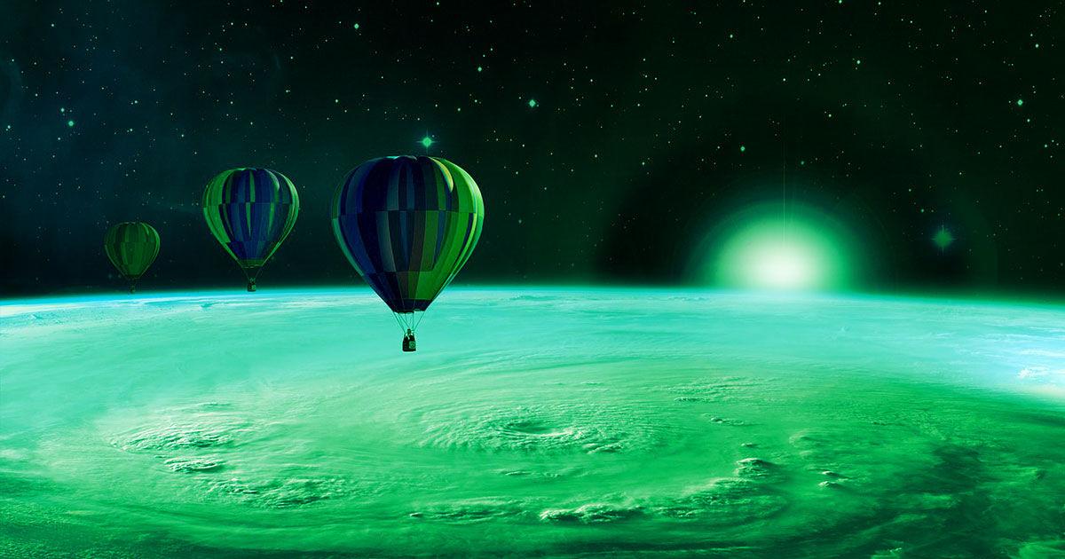 Паровой шар облегчит запуск спутников