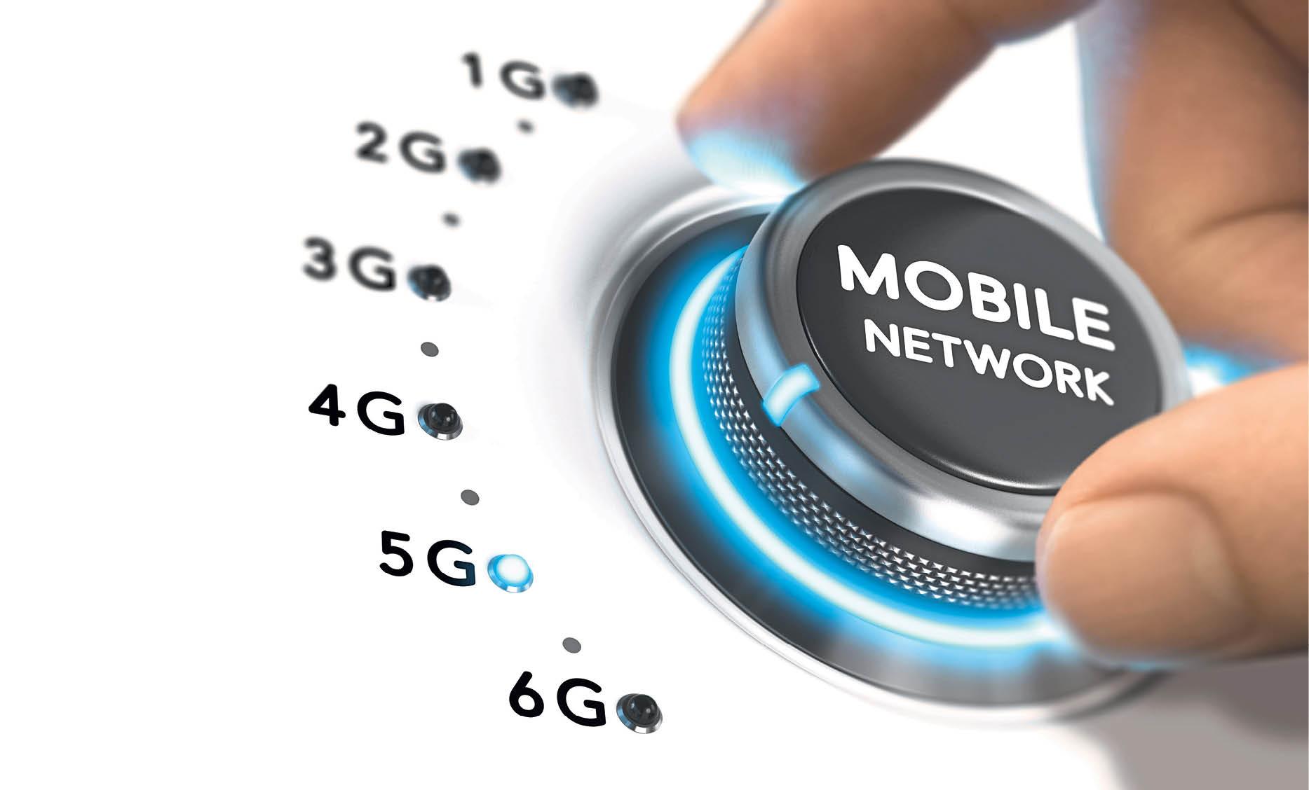 мобильные сети / mobile network / 3G / 4G / 5G / 6G
