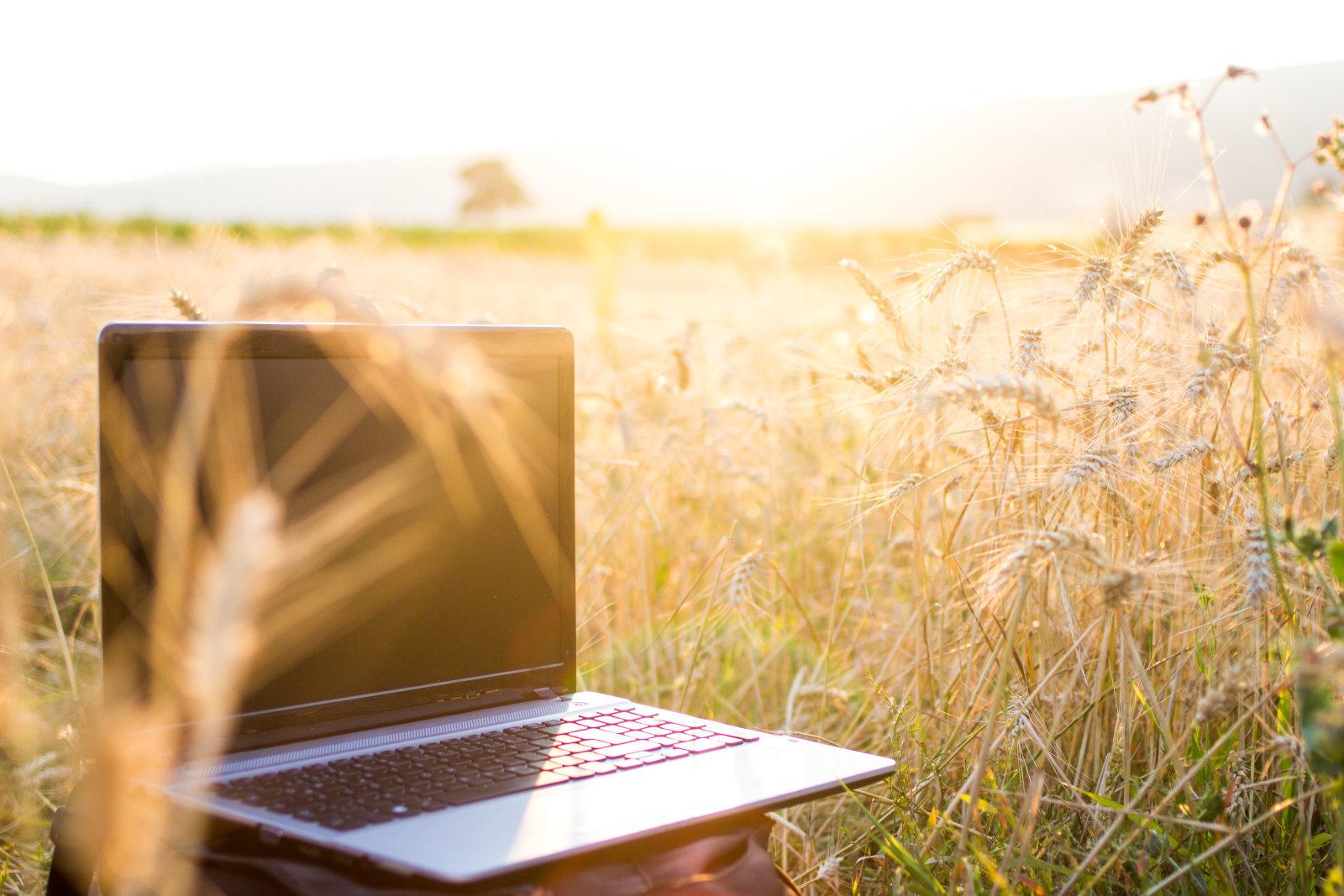 интернет в сельской местности / rural broadband internet