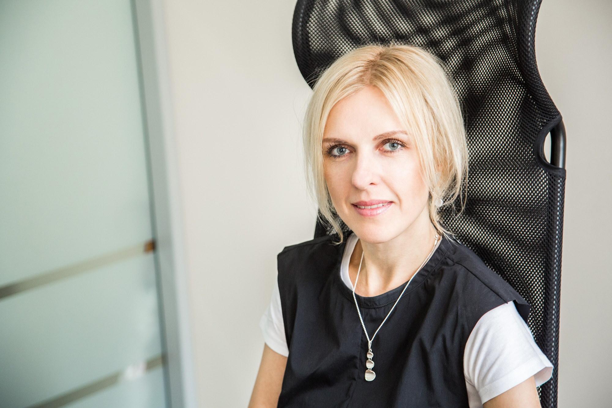 Юлия Костецкая, бизнес-директор «Медиа Группы Украина»