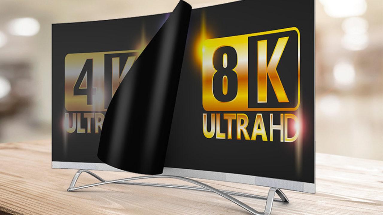 8KTV Ultra HD