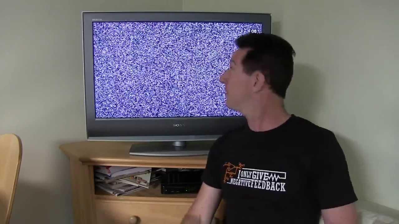 Аналоговое кабельное ТВ
