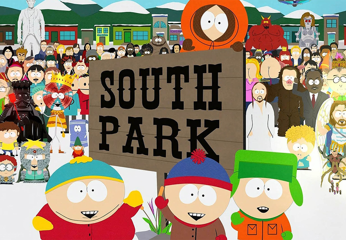 Мультсериал Южный парк