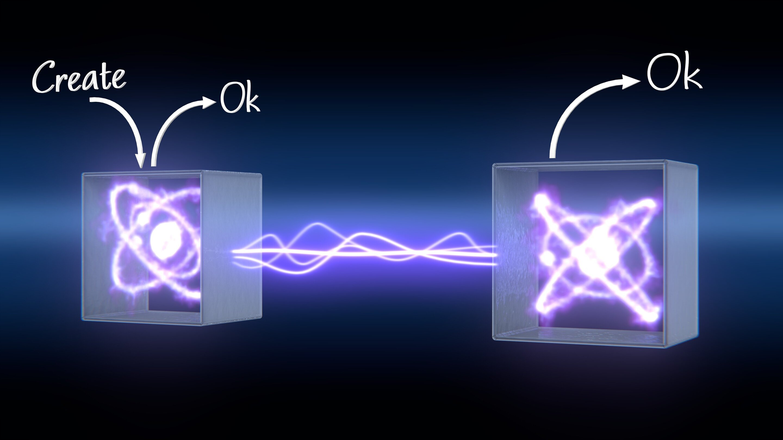 Протокол канального уровня квантового интернета