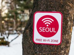 Wi-Fi в Сеуле (Южная Корея)