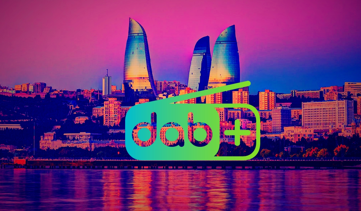 Азербайджан запустил цифровое радиовещание в стандарте DAB+