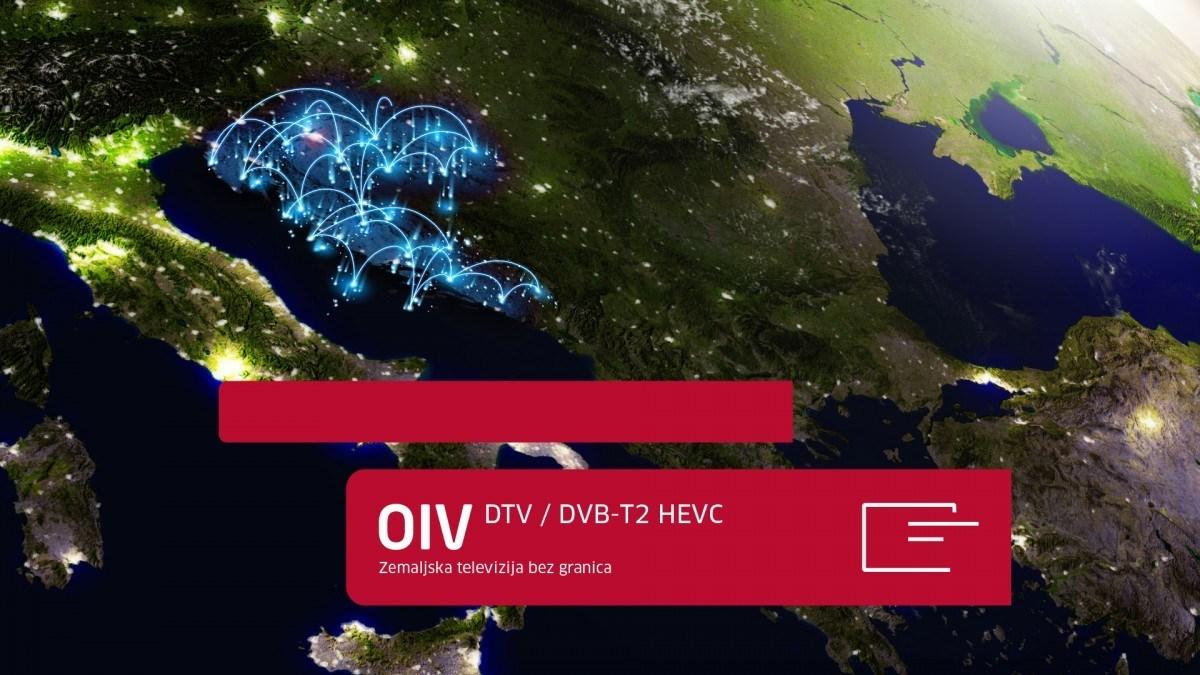 Croatia DVB-T2 / Хорватия DVB-T2