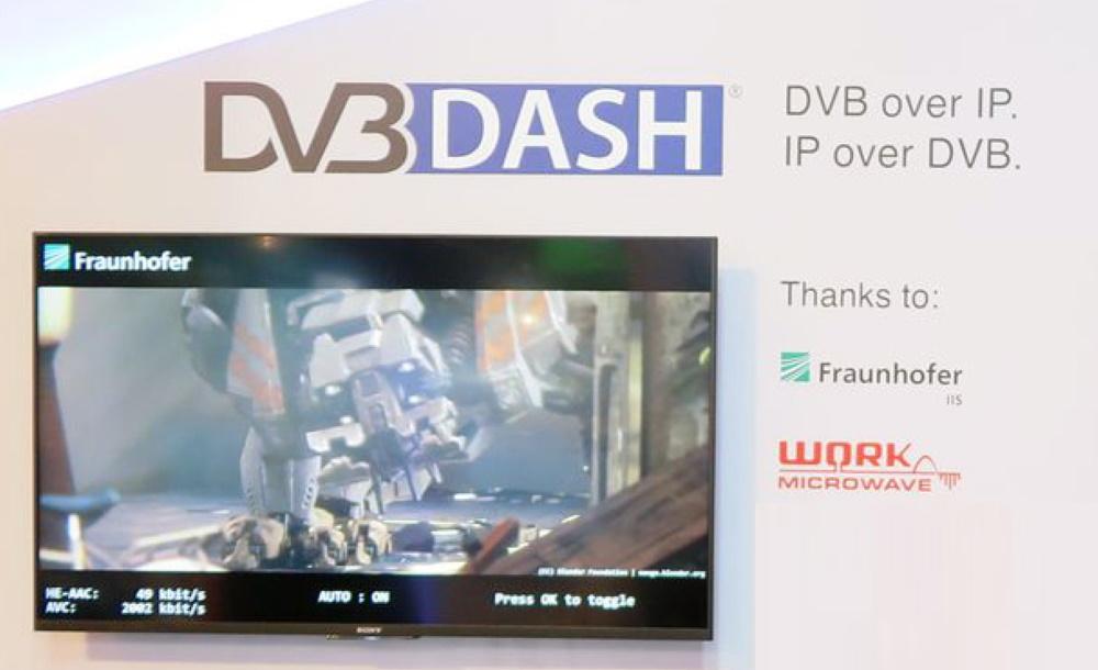 DVB-DASH
