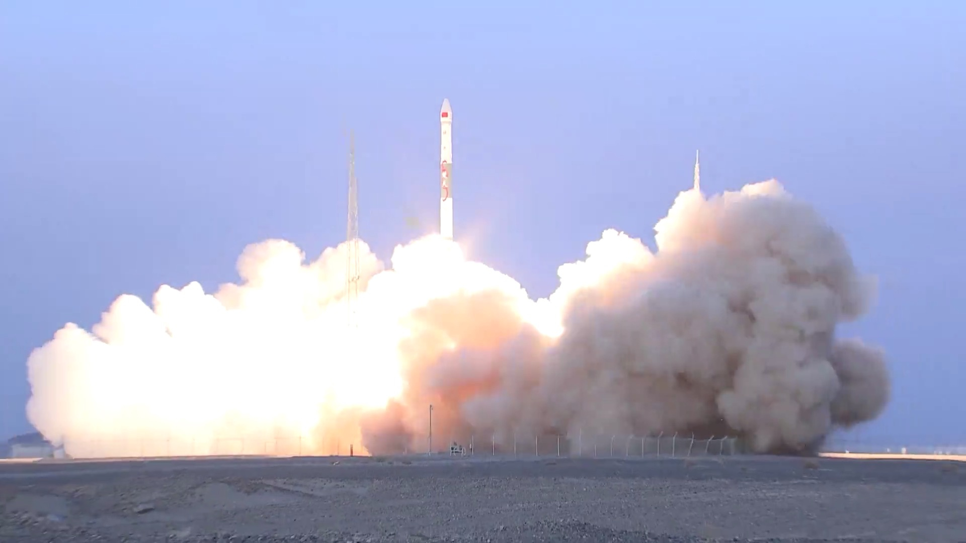 Kuaizhou-1A launches KL-α-A and KL-α-B satellites