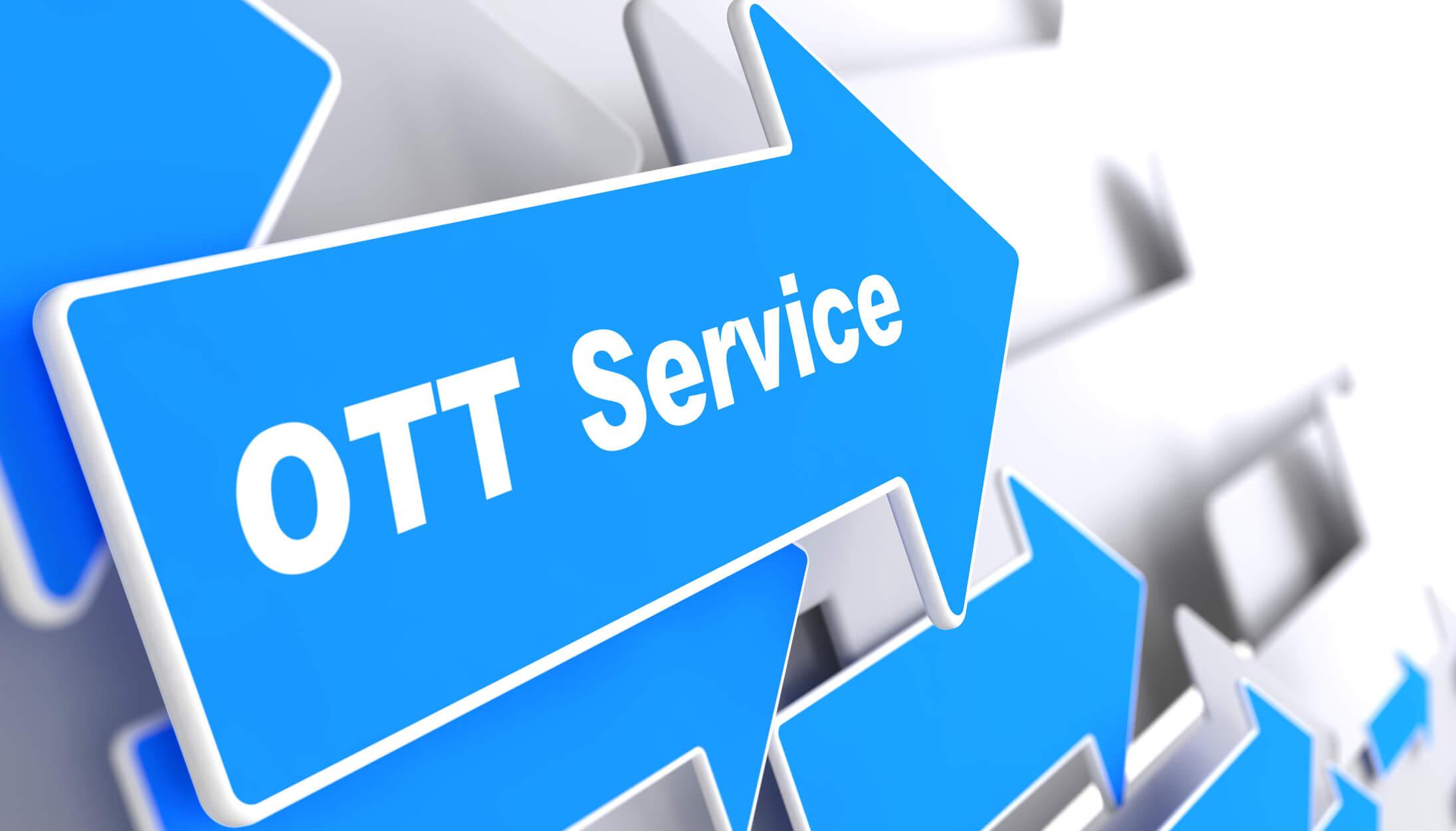 OTT TV Services / OTT TV Сервис
