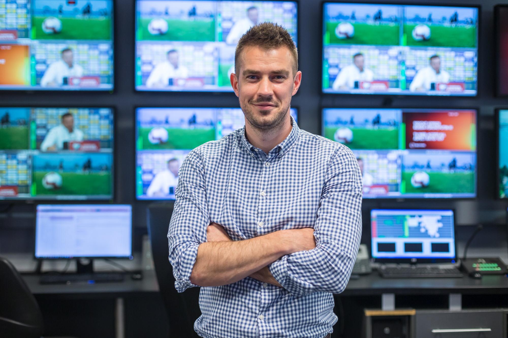 Юрий Чередничок, директор Xtra TV