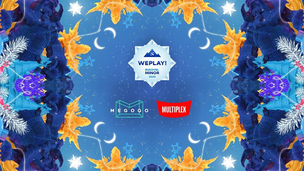 MEGOGO WePlay Bukovel Minor 2020