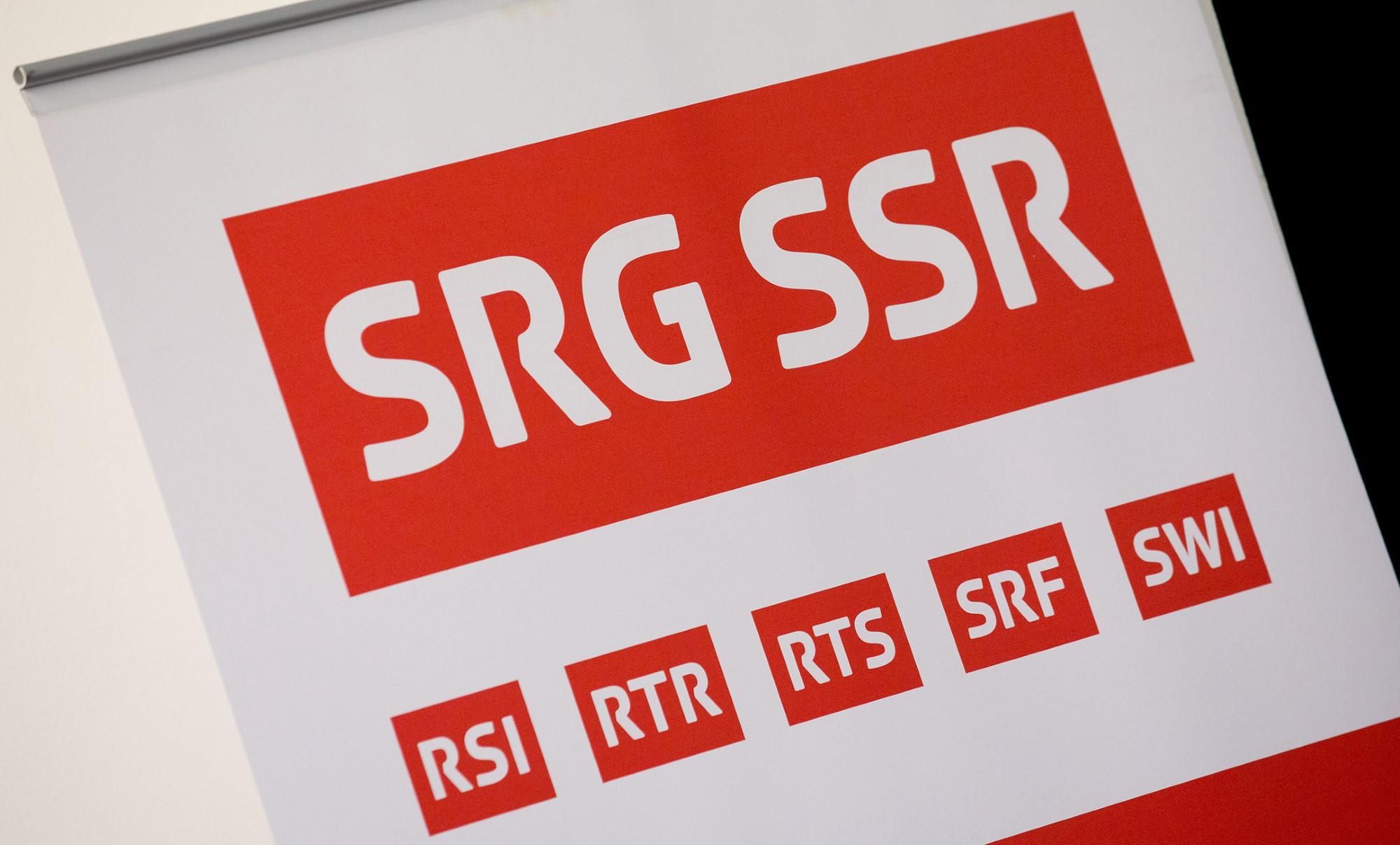 Общественный вещатель Швейцарии SRG / Swiss public broadcaster SRG