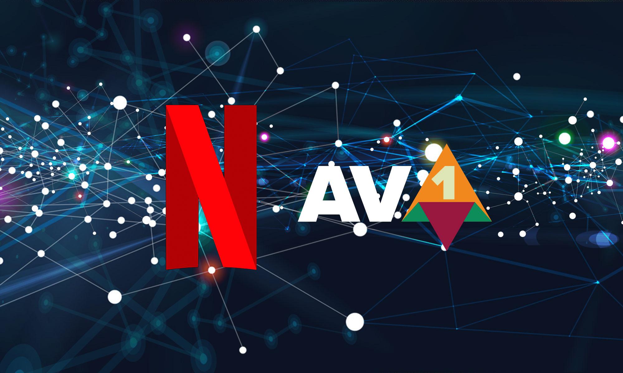 Netflix и кодек AV1