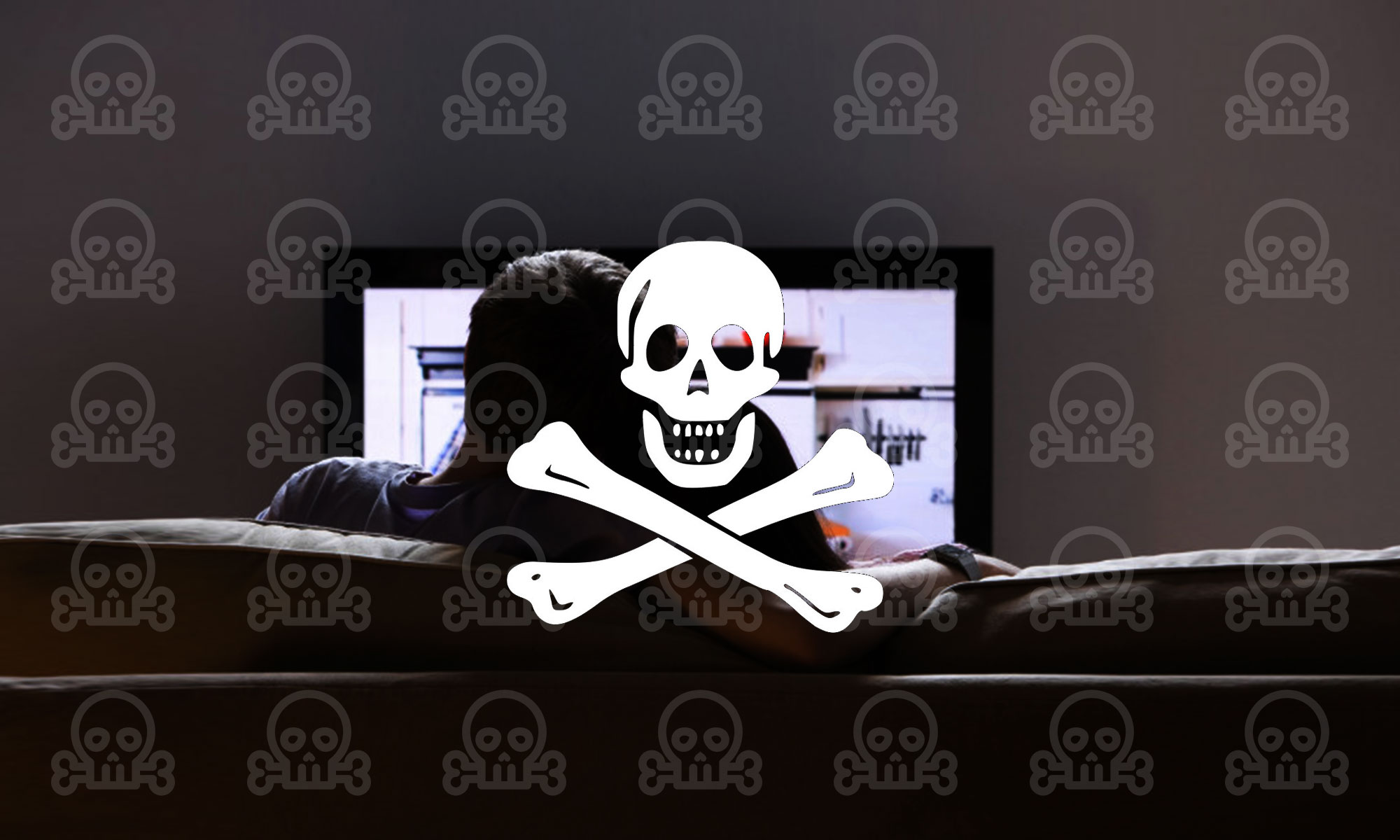 ТВ IPTV теле пиратство
